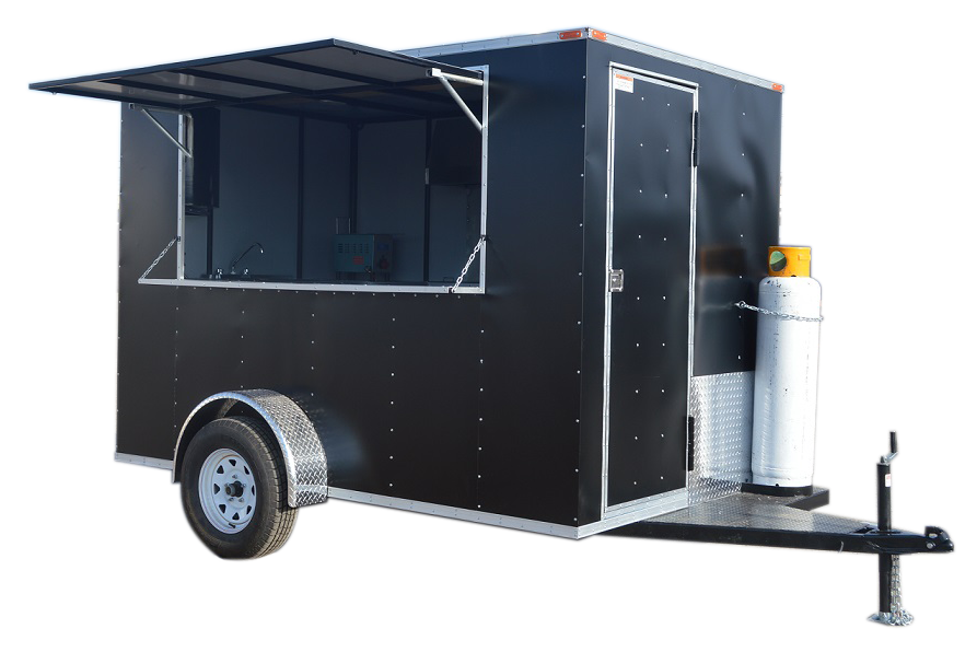 Venta y Renta de Remolques Food Trailers